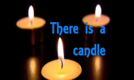 Carry Your Candle, Go Light Your World