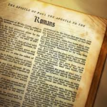 Weekly Bible Study – Book of Romans