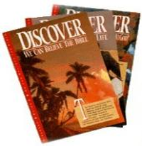 Print Discover Bible Study Guides
