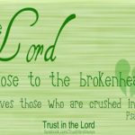 Gods Promises Broken Hearted