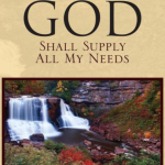 My God shall supply all your needs - book cover