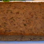 Vegetarian Lentil Nut Roast