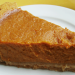 pumkin pie - vegetarian recipe