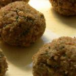 Pecan Meatballs